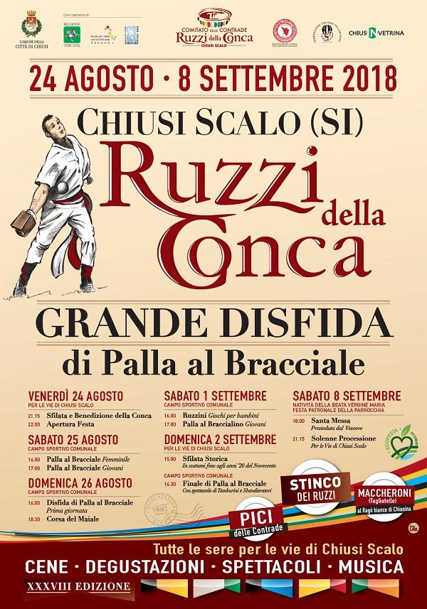 Programma Ruzzi 2018